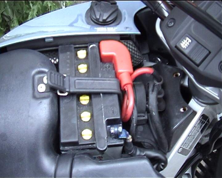 The Battery FAQ – Klr 650 Fuse Box Location