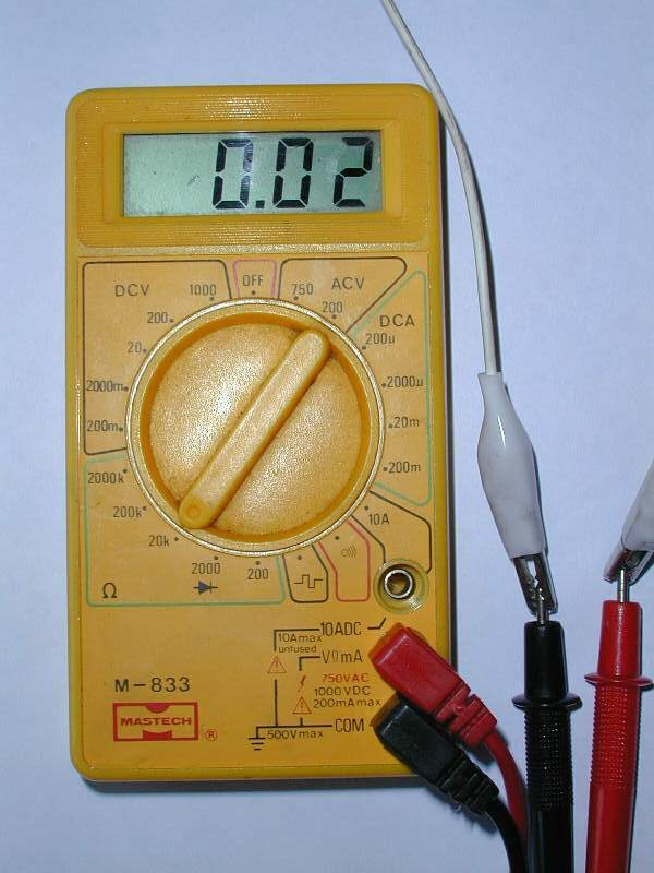 Reading An Ohmmeter : Permanent magnet moving coil instrument pmmc working