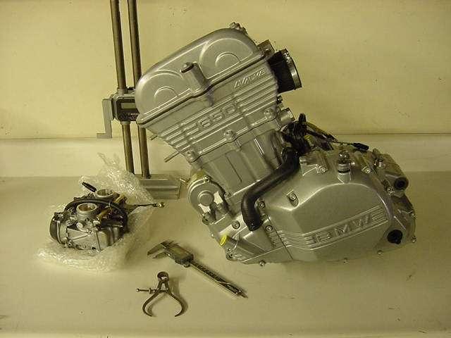 f650 engine misc faq