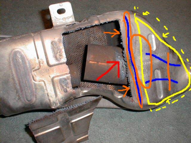 Remove cats on 2002 Ford F150 4x4 5.4L - Ford F150 Forum