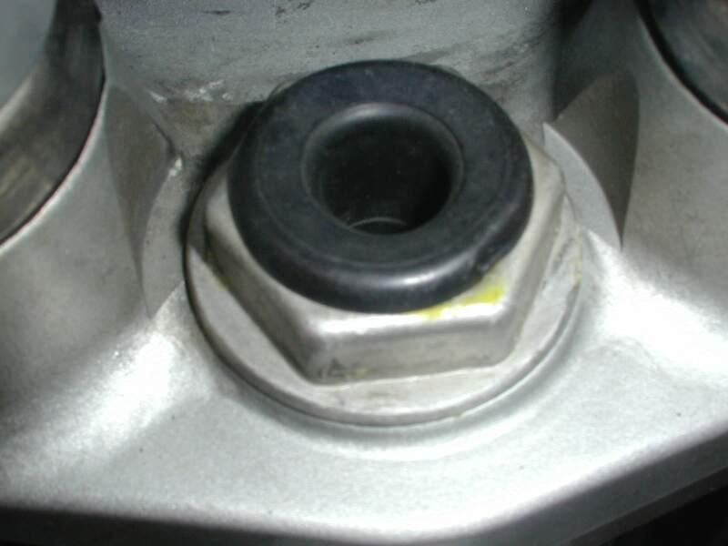 Steering Head Bearing Replacement Faq