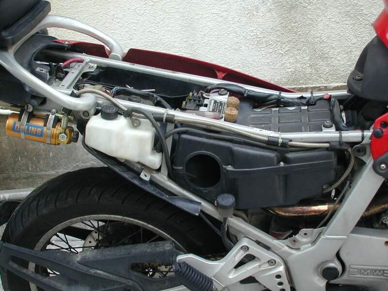 Most Expensive BMW >> F650 Aftermarket Shocks