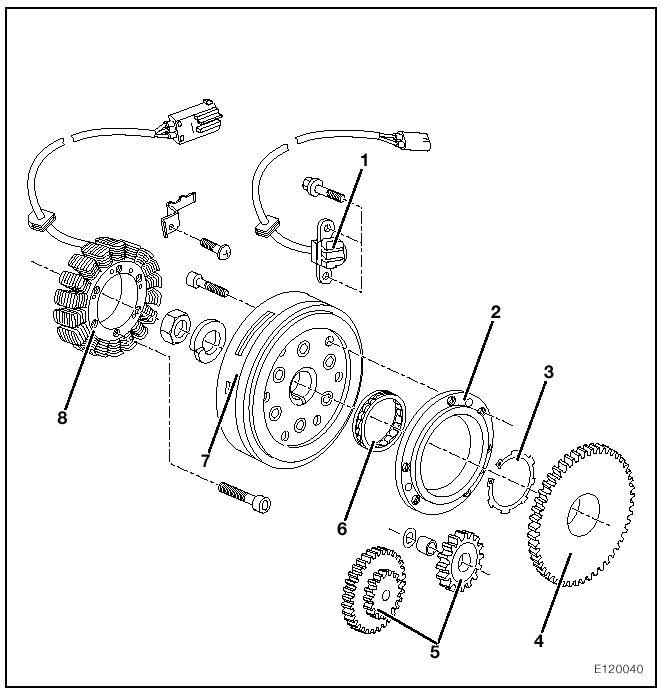 m40 transmission parts