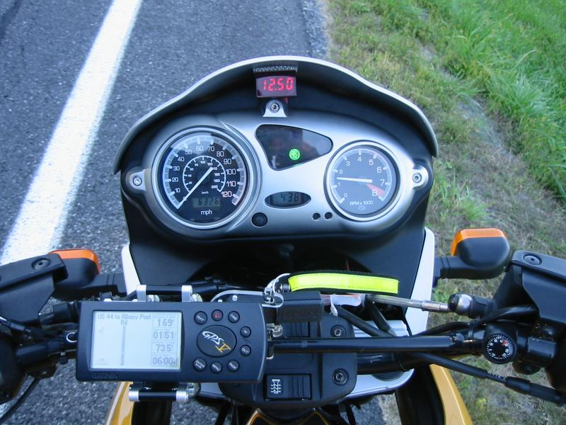 voltmeter faq i have a voltmeter installed on my bike pictures