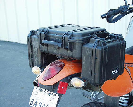 F650 Aftermarket Pelican Luggage Faq