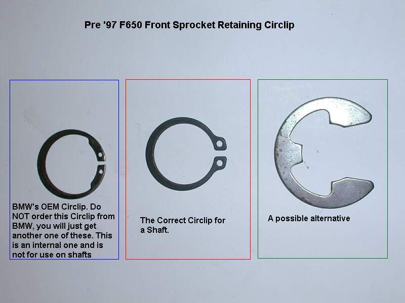 Remove Broken Snap Ring