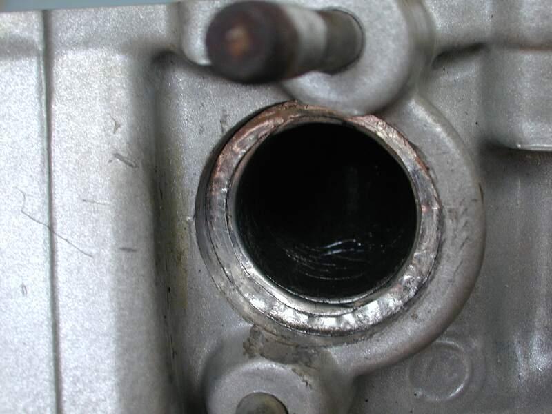 Suzuki Gs Header Leak