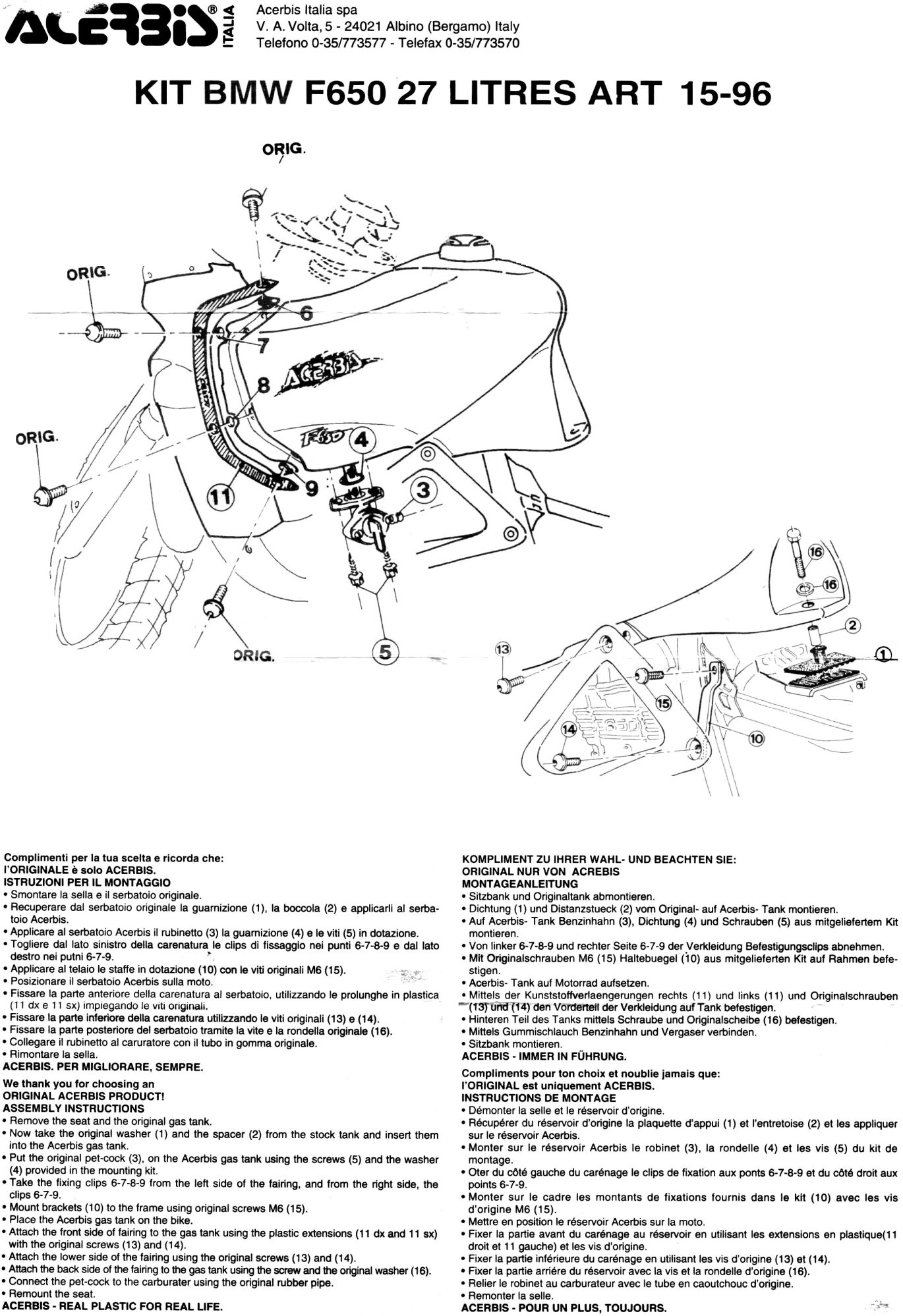 Grounding A Plastic Gas Tank Manual Guide