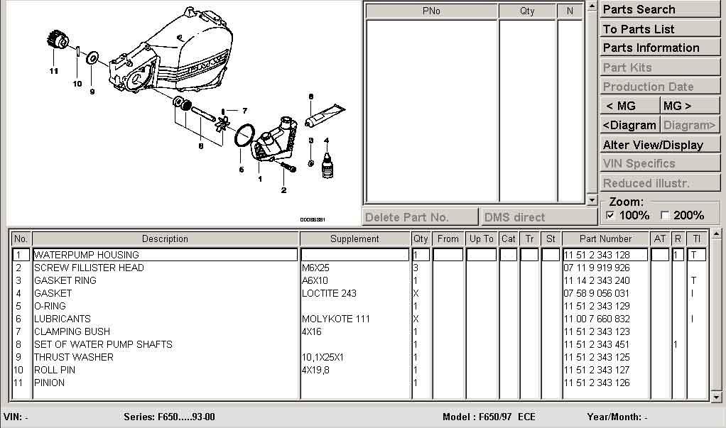 water pump seal repair faq final rh faq f650 com 2001 bmw f650gs wiring  diagram bmw