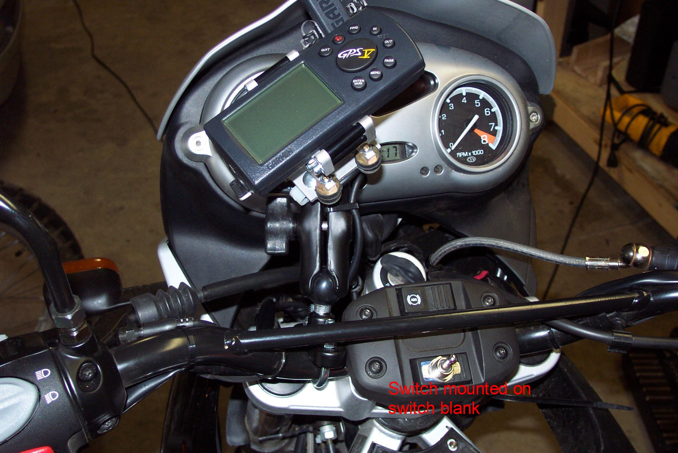 Bmw F650gs Fuse Box