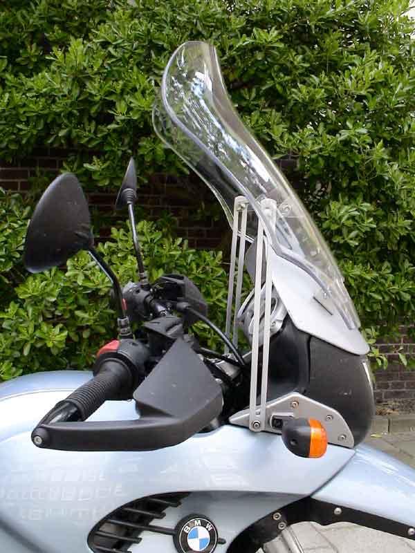 Pazzos Adjustable Windscreen Mod